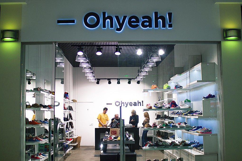 Все в молл: Как интернет-магазин обуви -Ohyeah! превратился в розничную сеть. Изображение № 1.