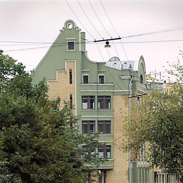 Камера наблюдения: Москва глазами Александра Викторова. Изображение № 20.