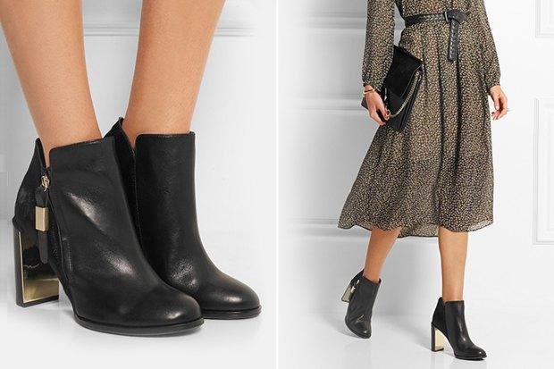 21 пара женской обуви на осень. Изображение № 18.