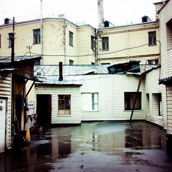 В зоне риска: Дом Поленова на Зоологической улице. Изображение № 1.