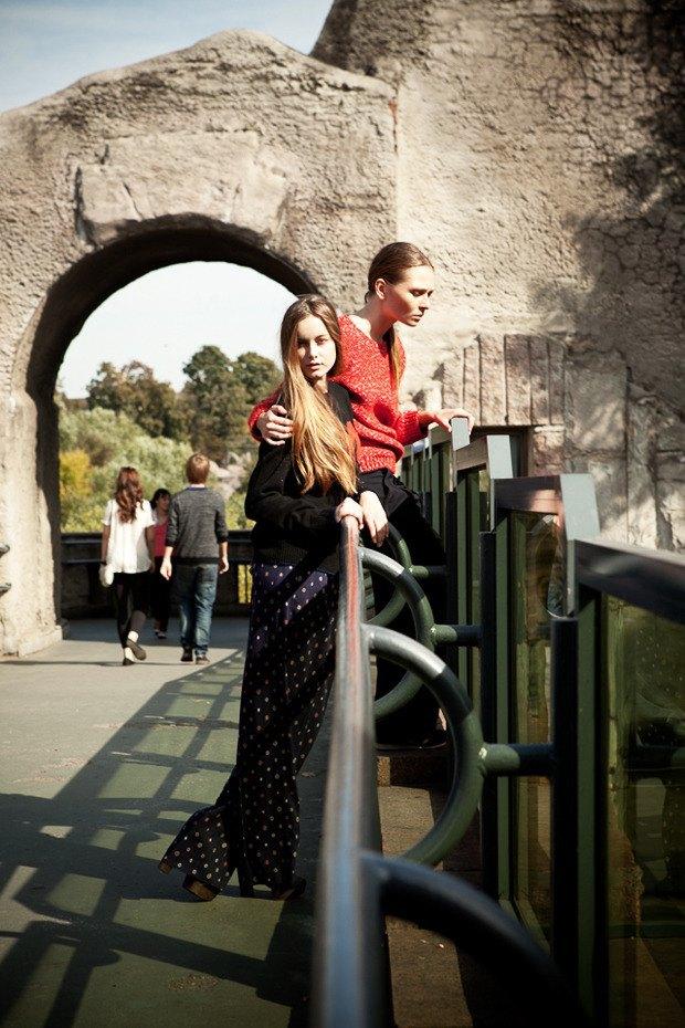 Cъёмка: Осень в зоопарке. Изображение № 2.