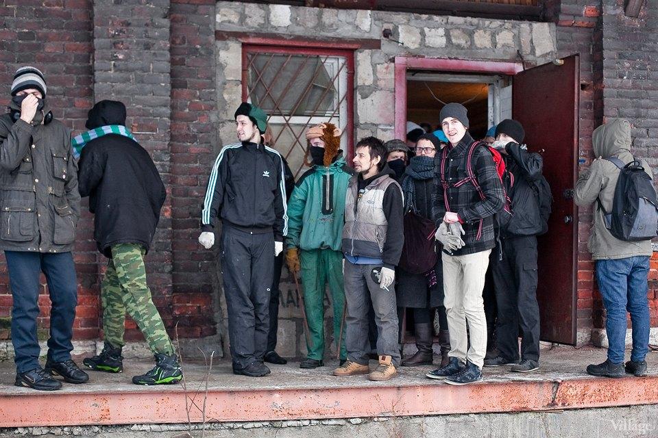 Станция прибывания: Как активисты защищают здания Варшавского вокзала. Изображение № 35.