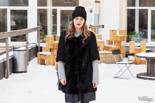 Внешний вид (Петербург): Юлия Костенюк, сотрудница «Лофт Проекта Этажи». Изображение № 8.