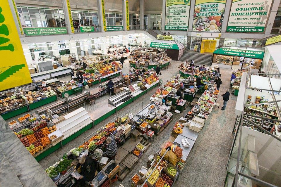За базар в ответе: Как устроены 7 главных городских рынков. Изображение № 28.
