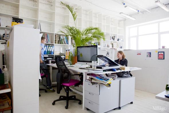 Офис недели: «Большой Город» и Slon.ru. Изображение № 36.