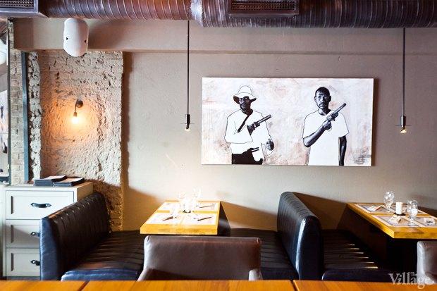 Ресторан-бар The Americano открылся на месте Soholounge. Изображение № 13.