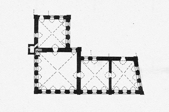 План второго этажа. Изображение № 71.