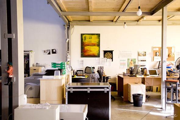 Офис недели: The Creative Factory. Изображение № 26.