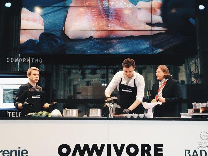 Все подробности пяти дней Omnivore-2015 вМоскве. Изображение № 9.