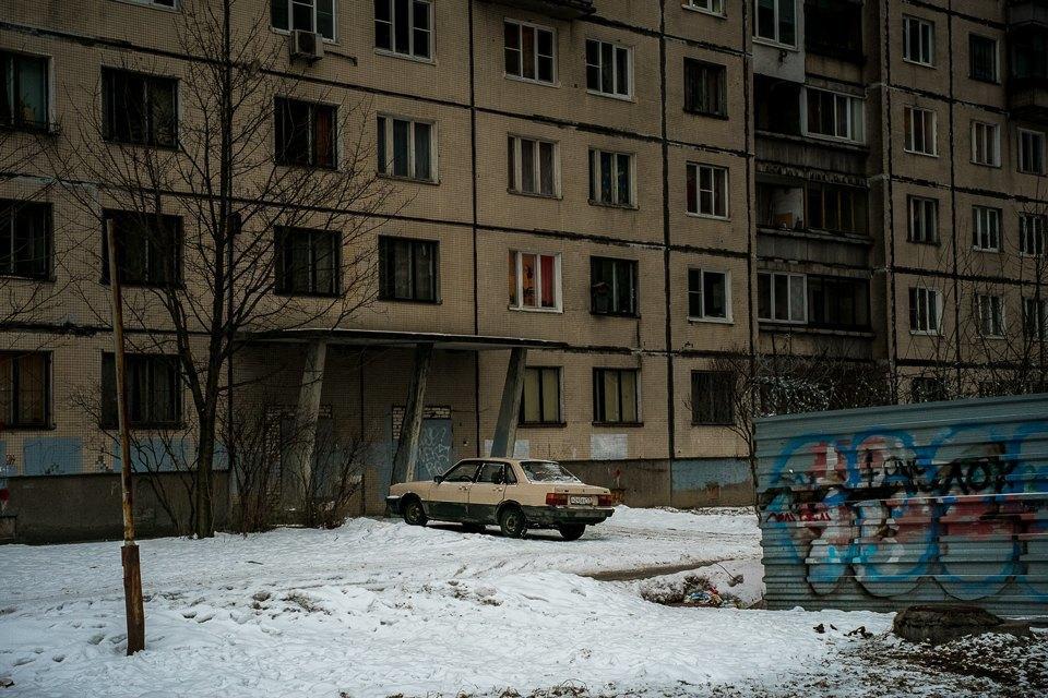 На районе: Красногвардейский глазами Михаила Протасевича. Изображение № 11.