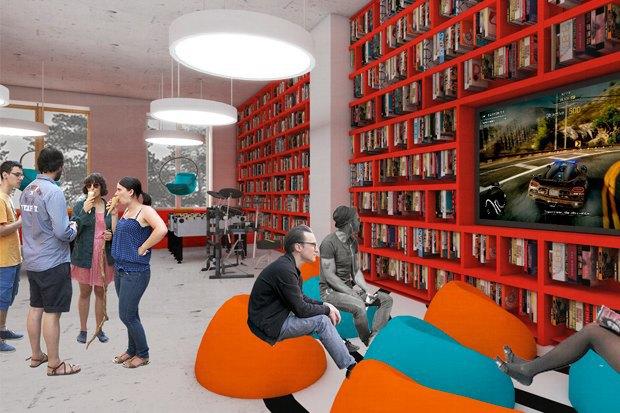 Дизайнеры Гоголевки— оновом российском стандарте библиотек. Изображение № 4.