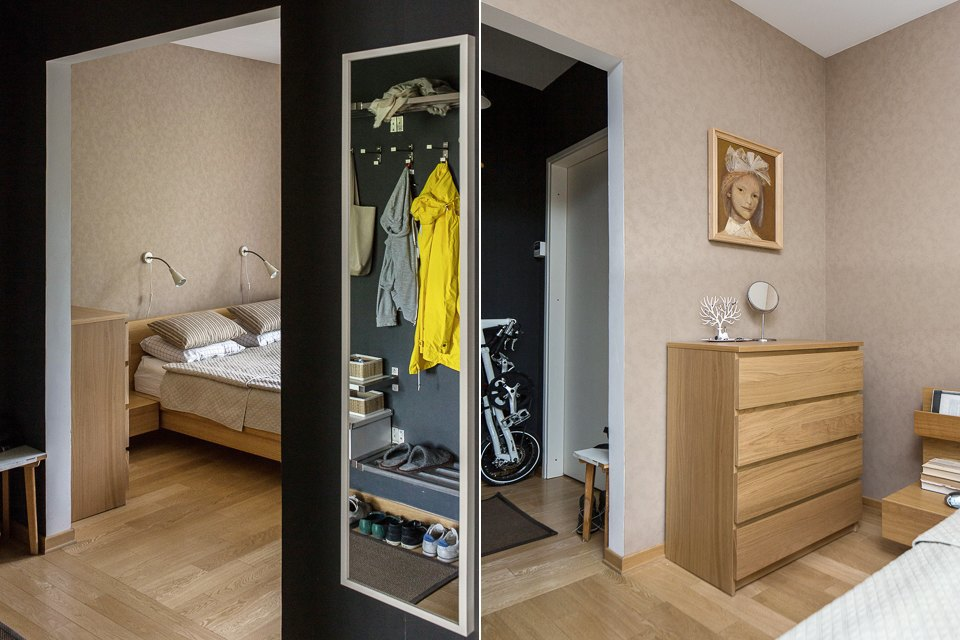 Квартира для молодой семьи вбывшей коммуналке . Изображение № 14.