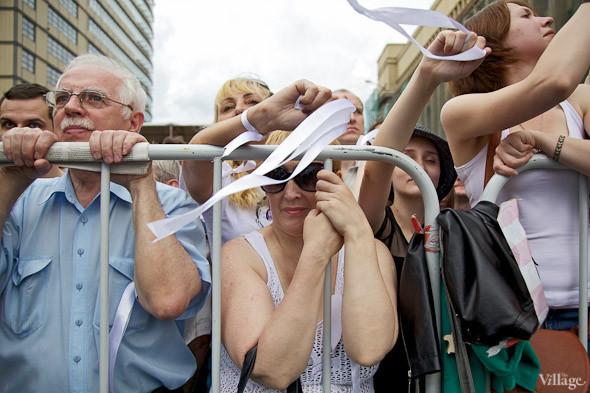 Фоторепортаж: «Марш миллионов». Изображение № 34.