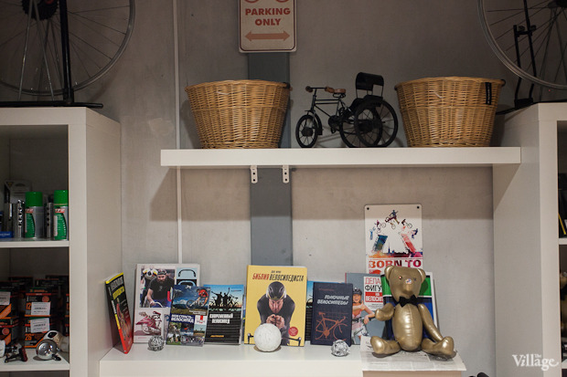 В «Этажах» появился велосипедный магазин-клуб . Изображение № 5.