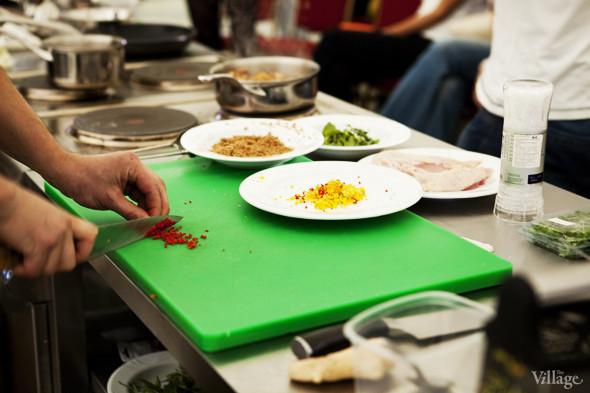 Omnivore Food Festival: Андрей Рывкин готовит карри из петуха на монастырском квасе. Изображение № 12.