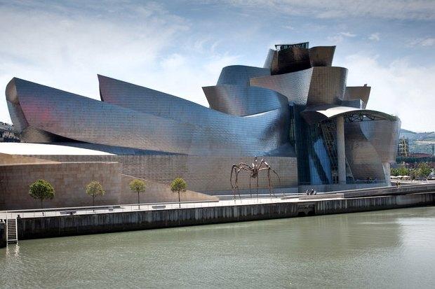 Музей Гугенхайма в Бильбао. Изображение № 10.