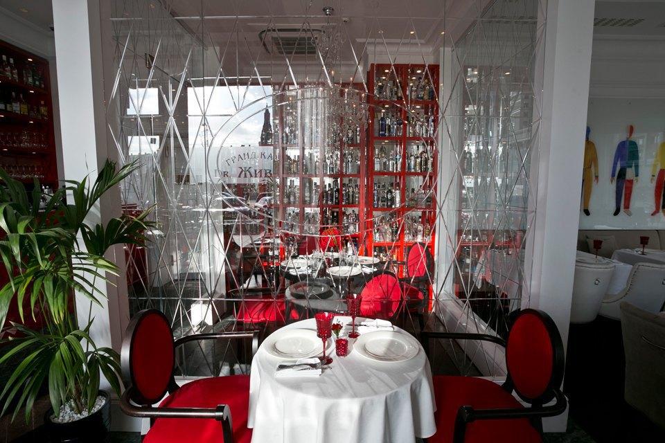 Ресторан «Dr.Живаго». Изображение № 17.