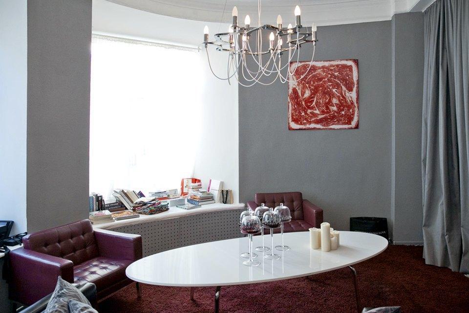 Шоу-рум российских дизайнеров Apartment26. Изображение № 10.