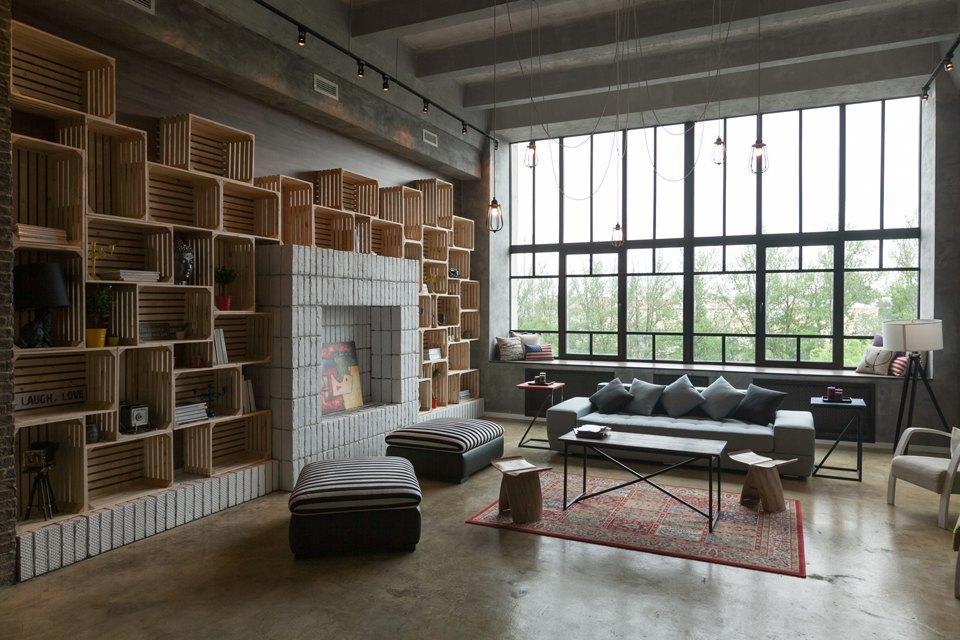 Арт-пространство Studio212 в стиле нью-йоркского лофта . Изображение № 13.