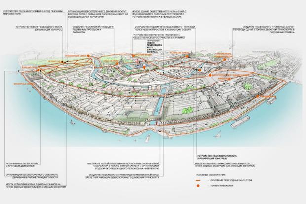 Попали в переделку: 6 проектов квартала вокруг «Новой Голландии». Изображение № 8.