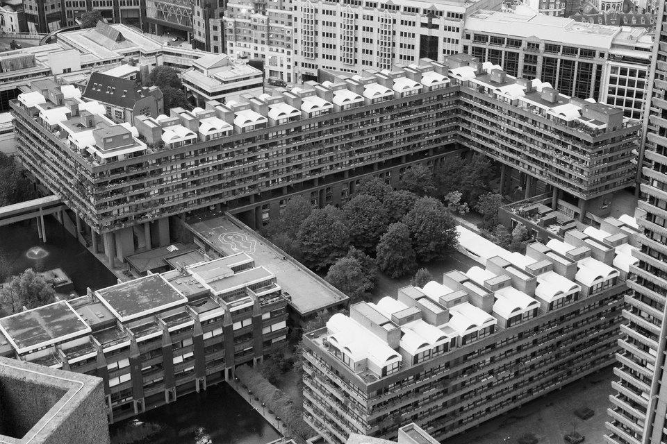 Жилой массив: Каквыглядит массовая застройка вПариже, Гонконге идругих городах. Изображение № 6.