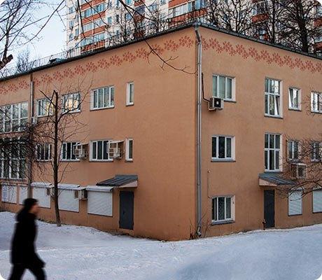 Студия Лебедева разработала орнамент для типовых построек. Изображение № 1.