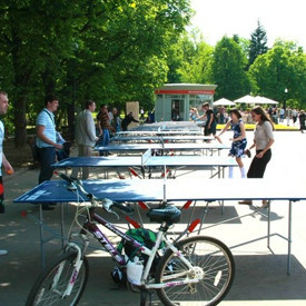 Стол накрыт: Где играть в пинг-понг на открытом воздухе. Изображение № 13.