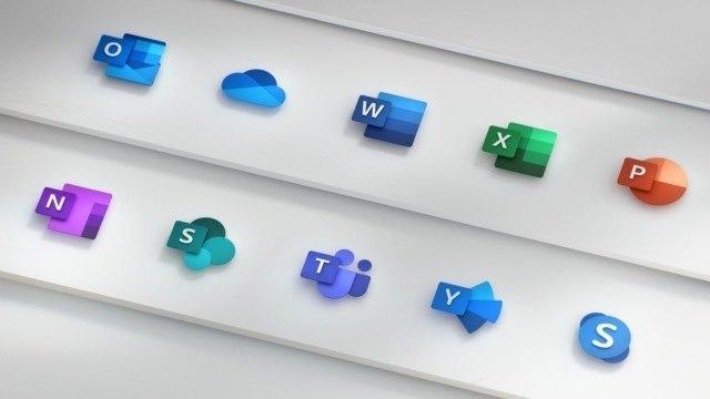 Компания Microsoft анонсировала редизайн иконок Office