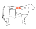 Части тела: Из чего сделаны стейки в ресторанах. Изображение № 25.