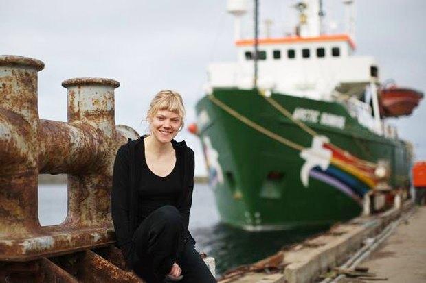 «В камере я много танцевала»: Активистка Arctic Sunrise о загрязнении Арктики и российской тюрьме. Изображение № 1.