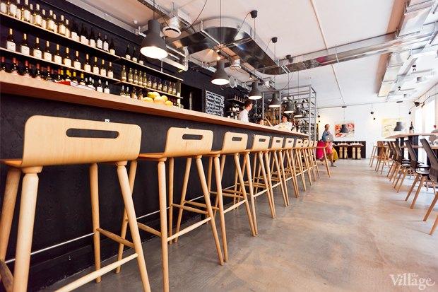 Новое место: Винный бар Vinostudia. Изображение № 3.