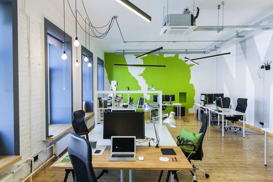 Офис IT-компании в бывшей коммуналке. Изображение № 20.