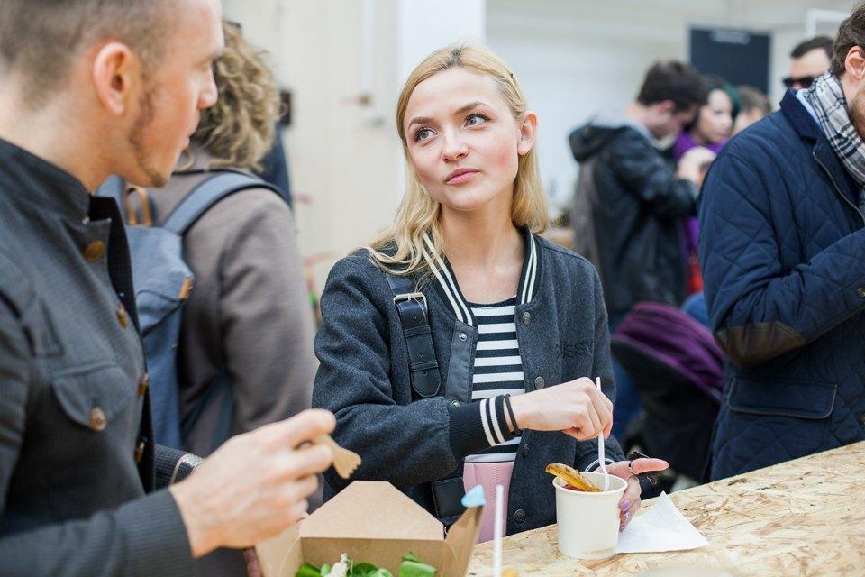 Первый Городской маркет еды сезона. Изображение № 18.