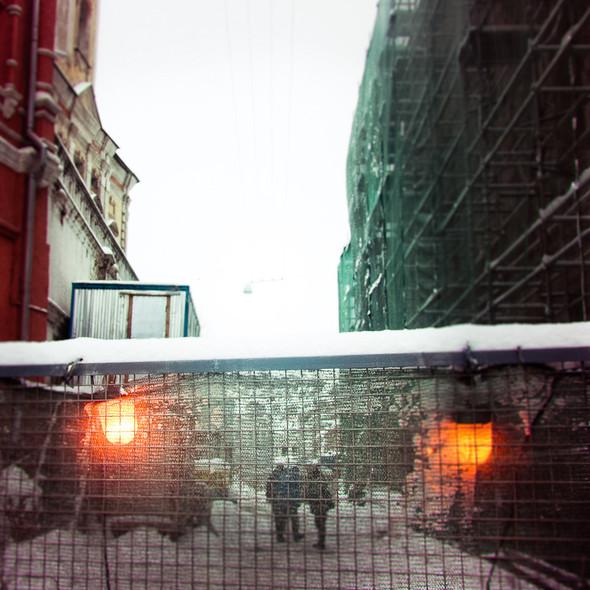 В зоне риска: Усадьба Одоевских на Петровке. Изображение № 18.