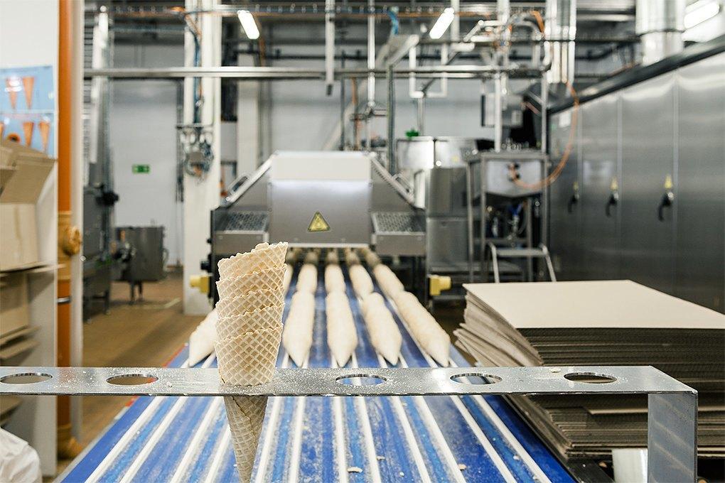 Производственный процесс: Как делают мороженое. Изображение № 17.