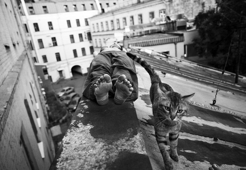 Камера наблюдения: Москва глазами Татьяны Ильиной. Изображение № 20.
