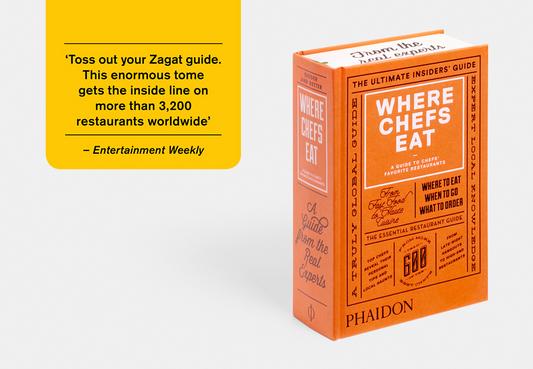 Российские рестораны вошли в книгу «Where Chefs Eat: A Guide to Chefs' Favorite Restaurants 2015». Изображение № 1.