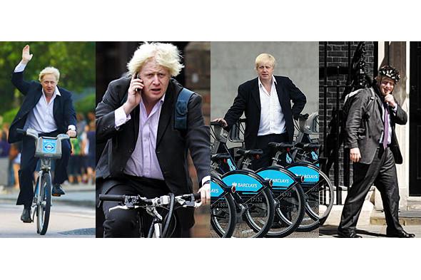 Иностранный опыт: Система общественного велопроката в Лондоне. Изображение № 8.