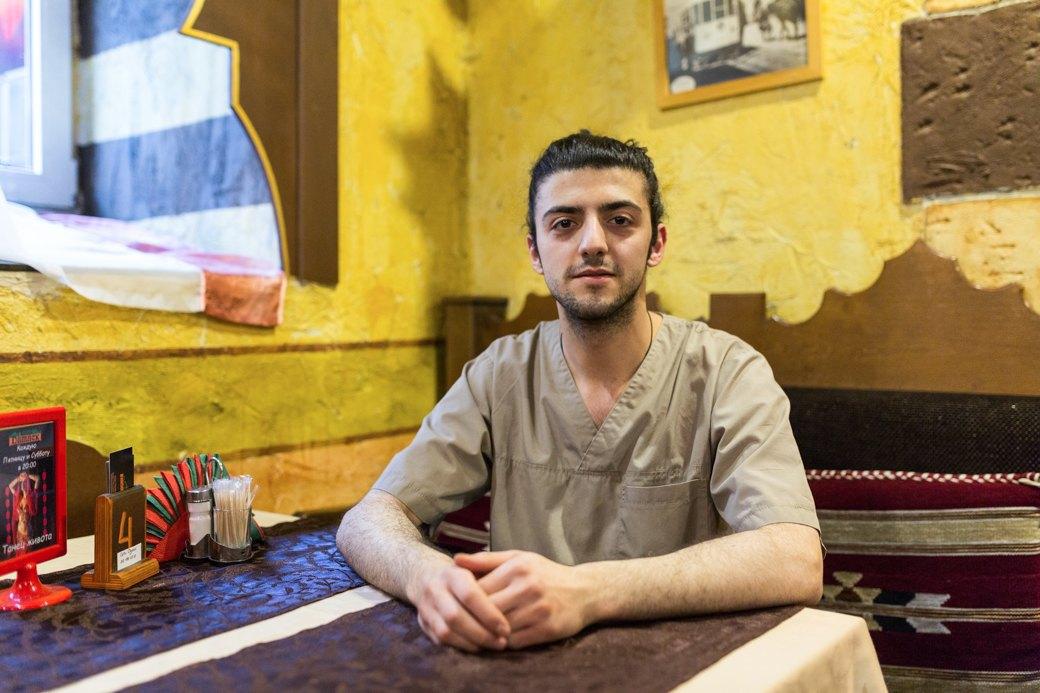Пионеры шавермы: Кто икак готовит сирийскую еду вПетербурге. Изображение № 7.