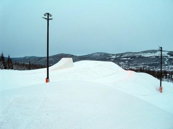 Новогодний трип в Trysil (Трисиль) в Норвегию. Изображение № 3.