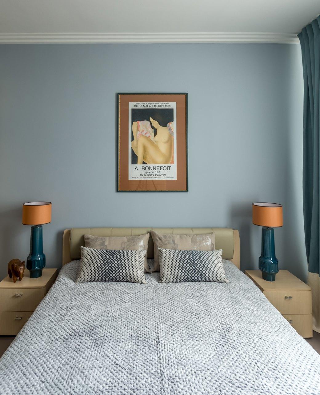 Квартира с яркими акцентами длябольшой семьи. Изображение № 10.