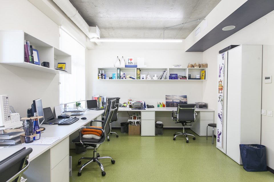 Офис illan communications. Изображение № 14.