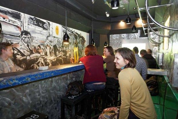 На Лиговском проспекте открылся бар-сидрерия «5408». Изображение № 1.