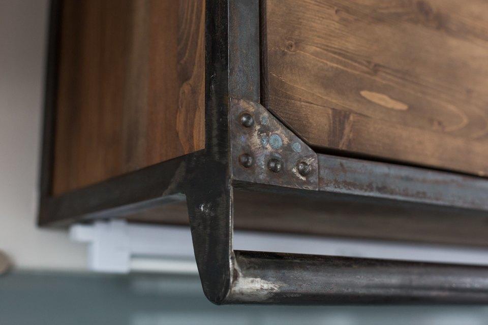 Двухуровневый лофт для семьи изтрёх человек. Изображение № 33.