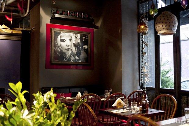 Мария Хейворд о ресторане Roni. Изображение № 5.