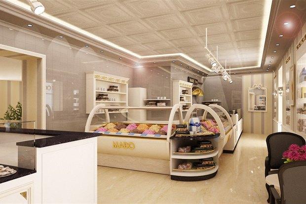 На Невском откроется турецкая сетевая мороженица Mado. Изображение № 1.
