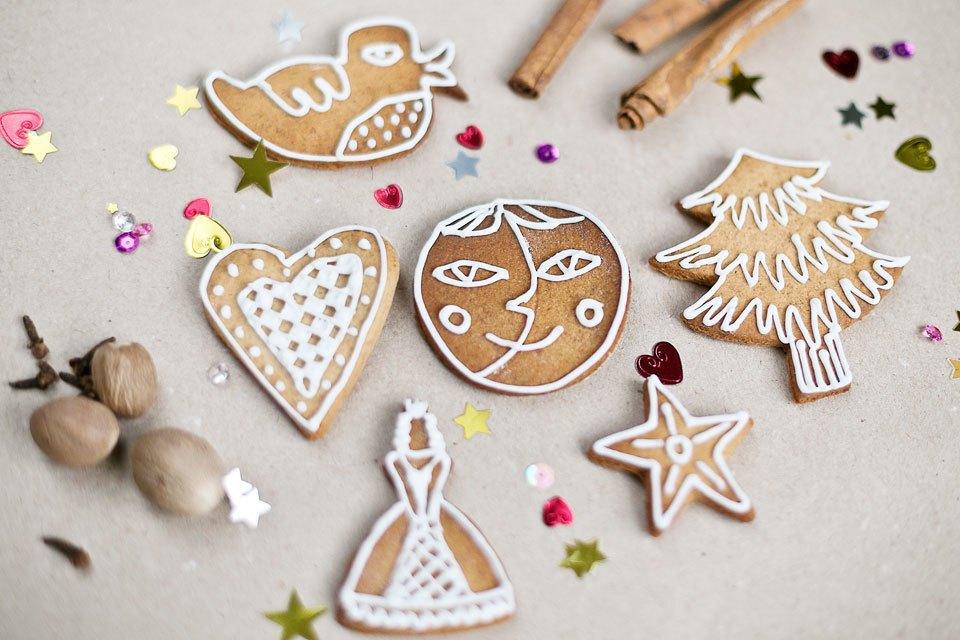 5 рецептов рождественского печенья идесертов. Изображение № 4.