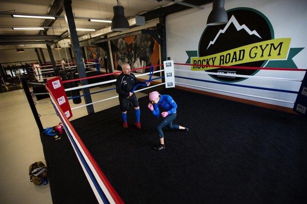 На Кутузовском проспекте открылся боксёрский клуб Rocky Road Gym. Изображение № 5.