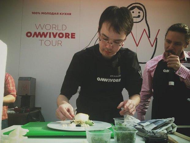 Трансляция Omnivore: Второй день гастрономического фестиваля. Изображение № 62.