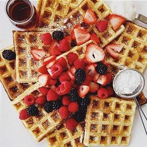 Пищевая плёнка: 41 красивый Instagram седой. Изображение № 70.